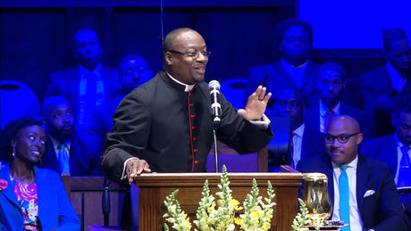 Faith Finds a Way | Rev. Dr. Marcus D. Cosby | 08/26/18