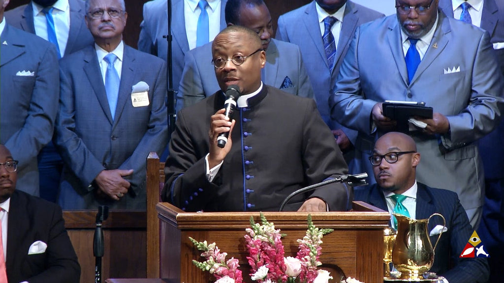 The Comfort of the Christ | Rev. Dr. Marcus D. Cosby | 12/09/18