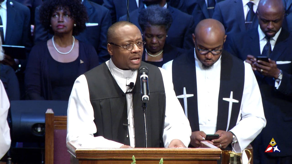 A Backward Lean for a Forward Look | Rev. Dr. Marcus D. Cosby | 01/06/19