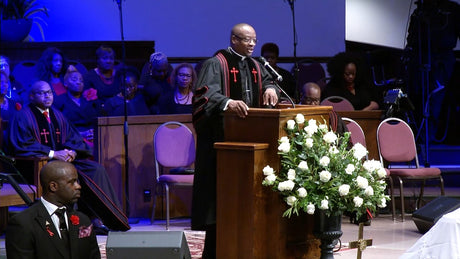 Mission Accomplished | Rev. Dr. Marcus D. Cosby | 12/02/18