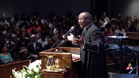 Prayers of a Grateful People | Rev. Dr. Marcus D. Cosby | 04/07/19