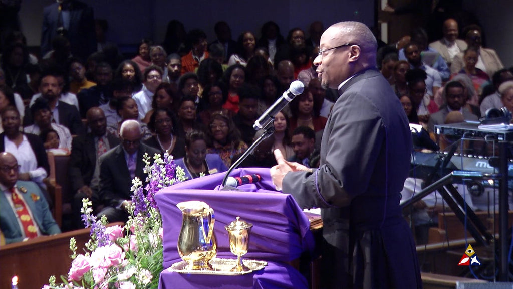 Good Church - Palm Sunday | Rev. Dr. Marcus D. Cosby | 04/14/19