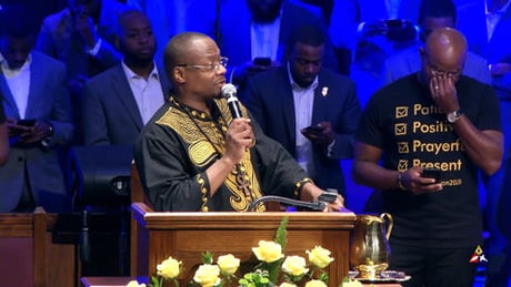 Be Prayerful! | Rev. Dr. Marcus D. Cosby | 07/14/19