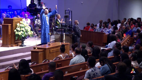 Be Productive! | Rev. Dr. Marcus D. Cosby | 07/28/19