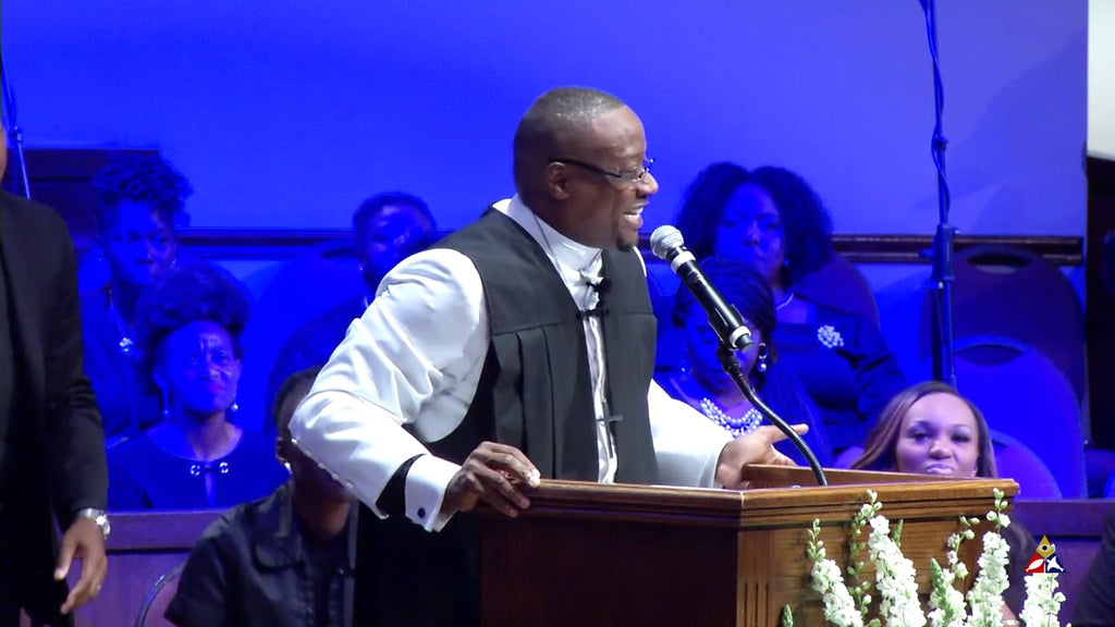 Be Present! | Rev. Dr. Marcus D. Cosby | 08/04/19