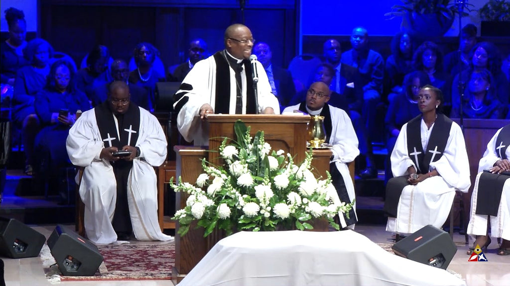 Where Do We Go From Here? (Part 16) | Rev. Dr. Marcus D. Cosby | 09/01/19