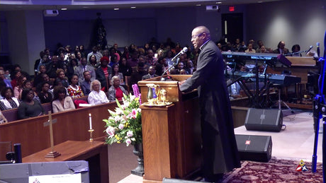 The Business of Forgiveness | Rev. Dr. Marcus D. Cosby | 10/13/19