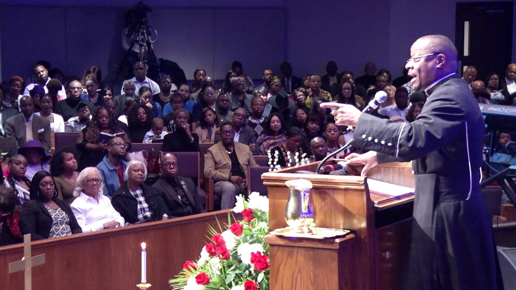 Don't Take My Word For It | Rev. Dr. Marcus D. Cosby | 11/10/19