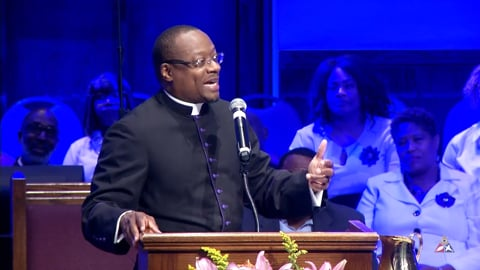The Call to Worship | Rev. Dr. Marcus D. Cosby | 11/17/19