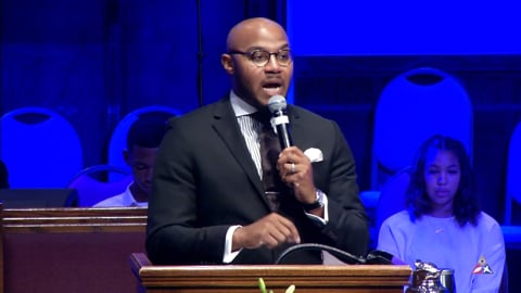 If He Did It Before... | Rev. Alexander E.M. Johnson | 11/24/19