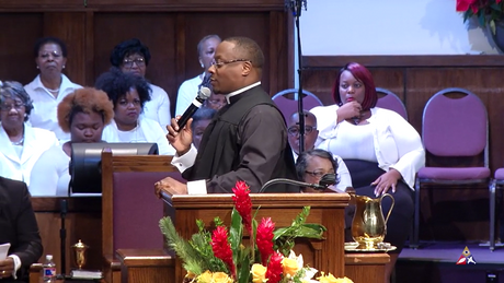 God's Goodness From Generation to Generation | Rev. Dr. Marcus D. Cosby | 12/29/19