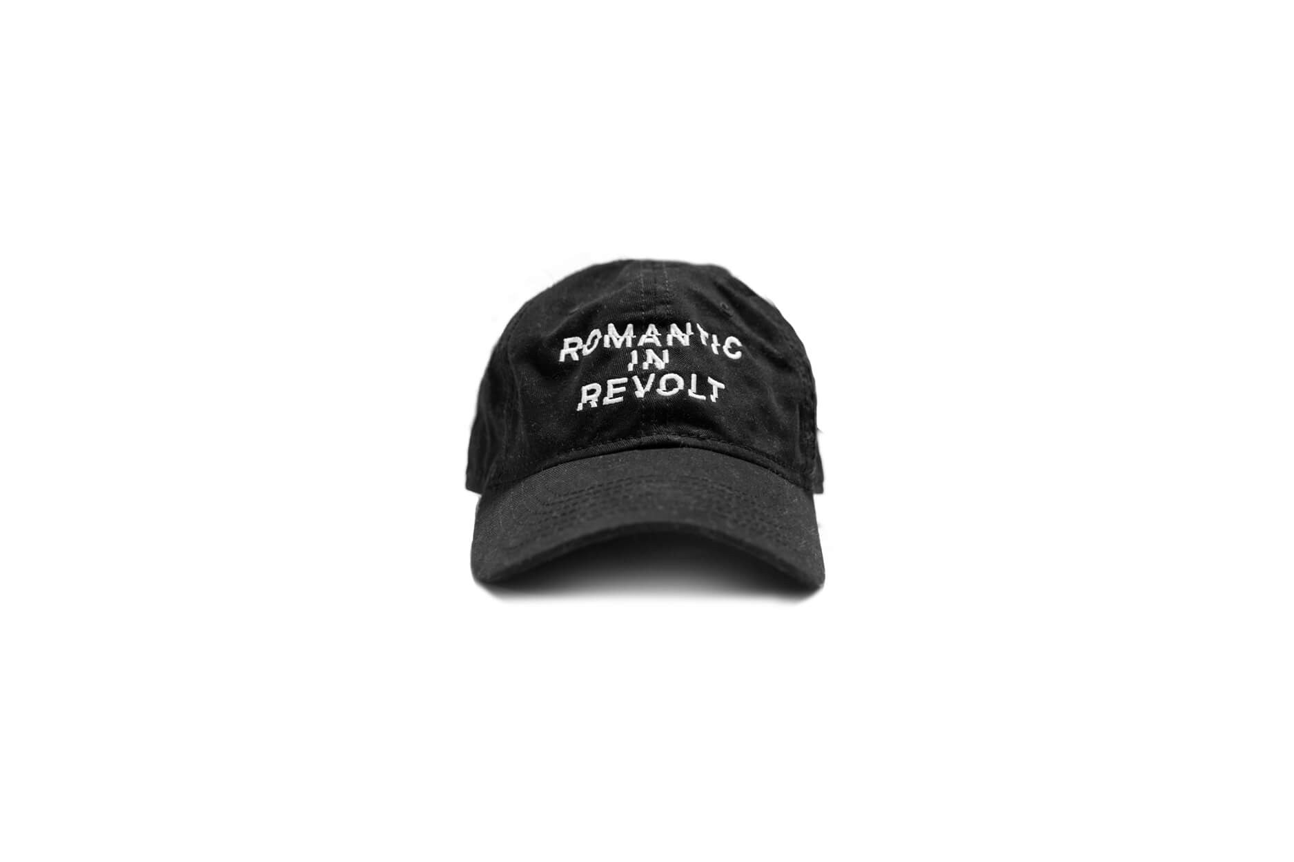 Romantic in Revolt Cap / Black