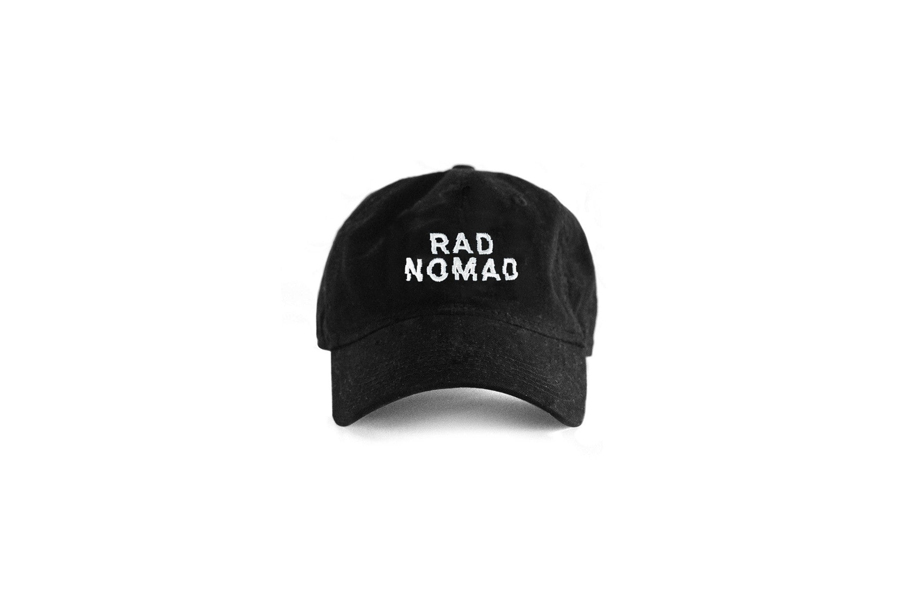 Rad Nomad Cap / Black