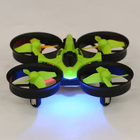 Eachine E010 Mini Quadcopter RTF (Green)