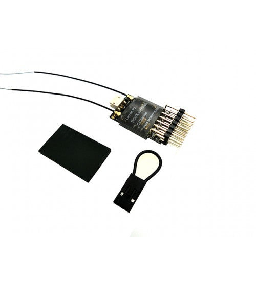 Lemon Rx DSMX Compatible 6-Channel Receiver With Diversity Antenna