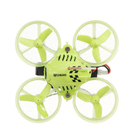 Eachine QX65 with  Built-in OSD Micro FPV Racing Drone - Basic Version - Flysky