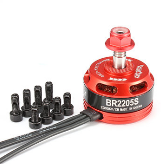 Racerstar Racing Edition 2205S 2300KV 2-4S Brushless Motor
