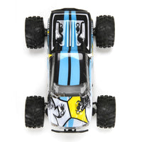 1/24 Ruckus 4WD Monster Truck RTR
