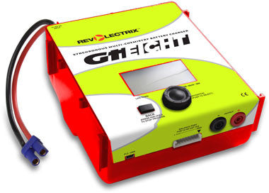 GT EIGHT 800W Multichemistry Battery Charger