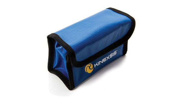 LiPo Charge Protection Bag, 14 x 6.5 x 8 cm