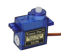 TowerPro SG90 Mini Micro Digital Servo 9g For RC Models