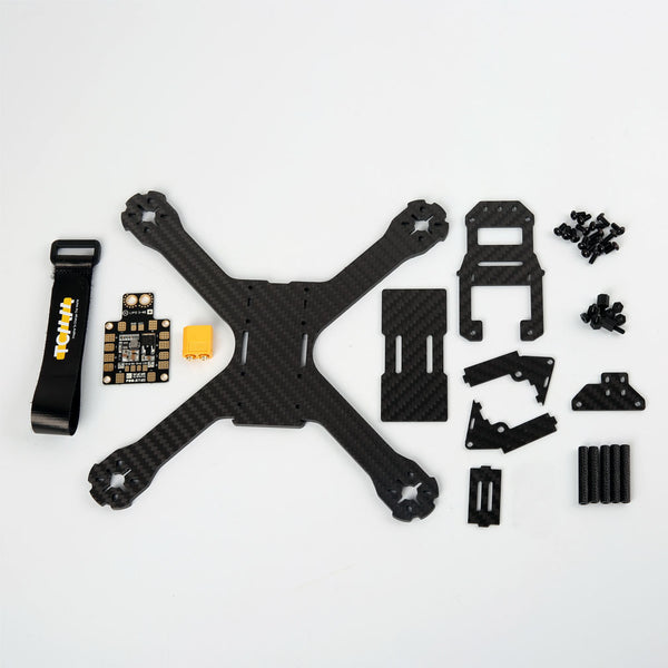 IFLIGHT XRACE X214 214mm with 4mm arms Carbon Fiber FPV Racing Frame