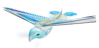2.4G 2CH Micro Flapping Wing Indoor Fly Birds RC Airplane RTF