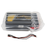 Tattu Plus 22000mAh 22.2V 25C 6S1P Lipo Smart Battery Pack with AS150+XT150 plug
