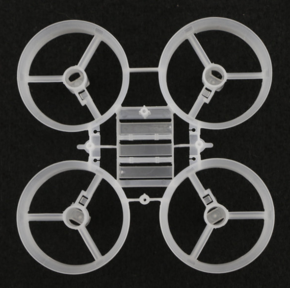 Eachine E010 RC Quadcopter White Frame