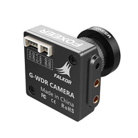 Foxeer Falkor 1200TVL 1.8mm FPV Camera - Black