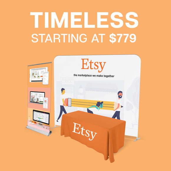 Timeless Trade Show Booth Kits