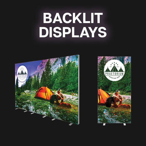 backlit displays collection