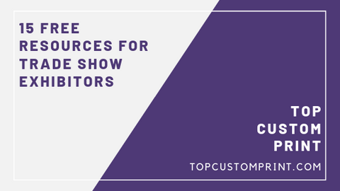 15 free trade show exhibitor resources