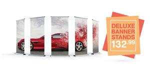 trade show cheap retractable banner stand