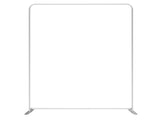 frame for Economy trade show display kit with 8ft tube backdrop