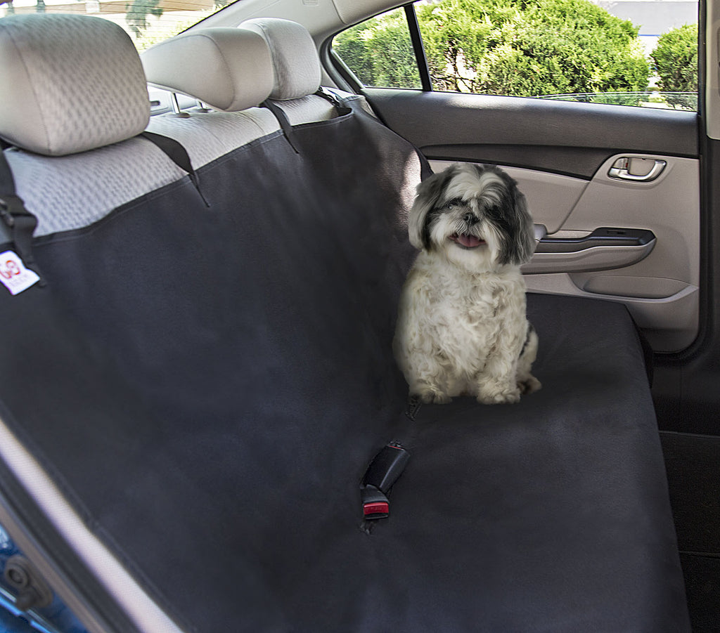 Go Buddy Waterproof Dog Car Seat Cover For Trucks SUV Family Van