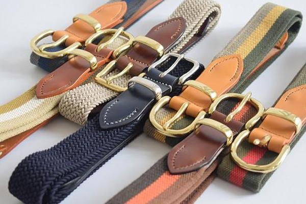 GUIDELINES FOR BUYING & STYLING BELTS