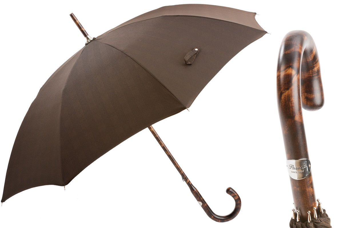SOLID STICK UMBRELLA'S