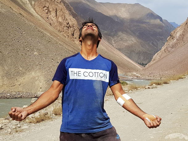Person - THE COTTON - Brand Ambassador - Travel Blog