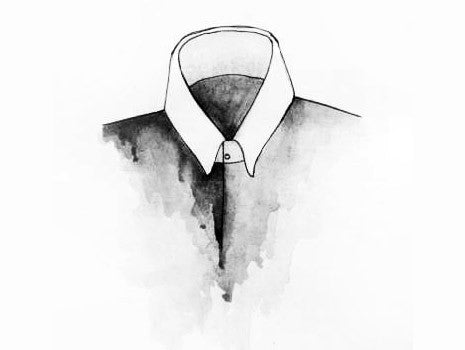 Semi French Collar/ Semi Cutaway Collar