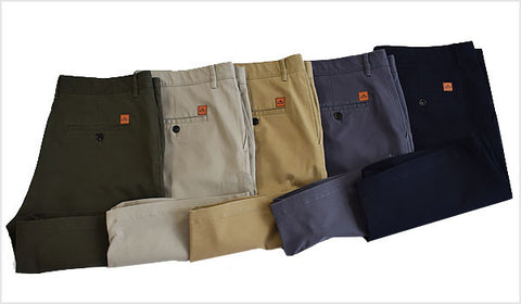 Italian Cotton Chino Shorts