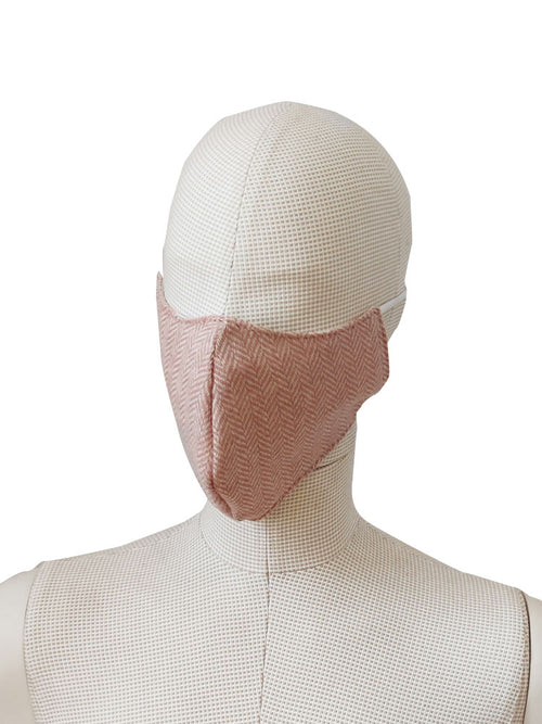 THE COTTON LUXURIOUS TWEED MASK