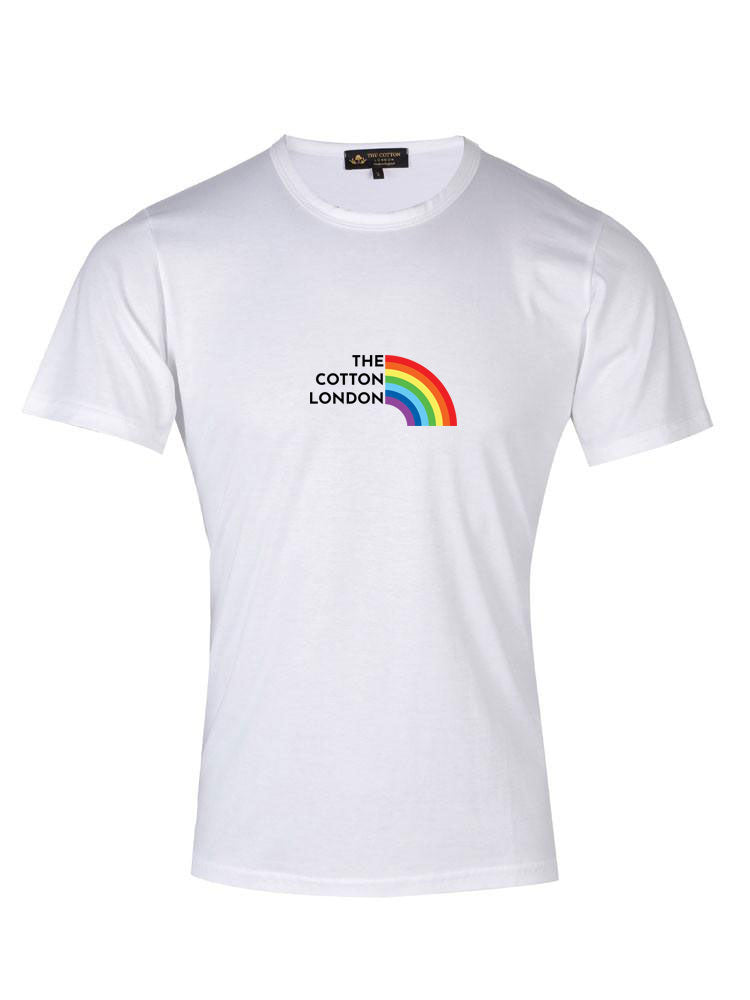 The Cotton® London Rainbow Icon Design