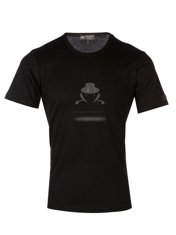 Anonymous Black T-Shirt