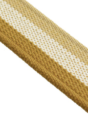 Classic plain weave for canvas belt