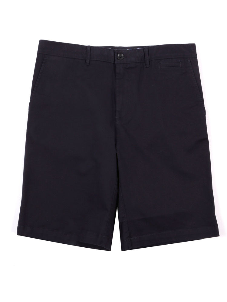 SLIM FIT ITALIAN CHINO SHORTS – NAVY