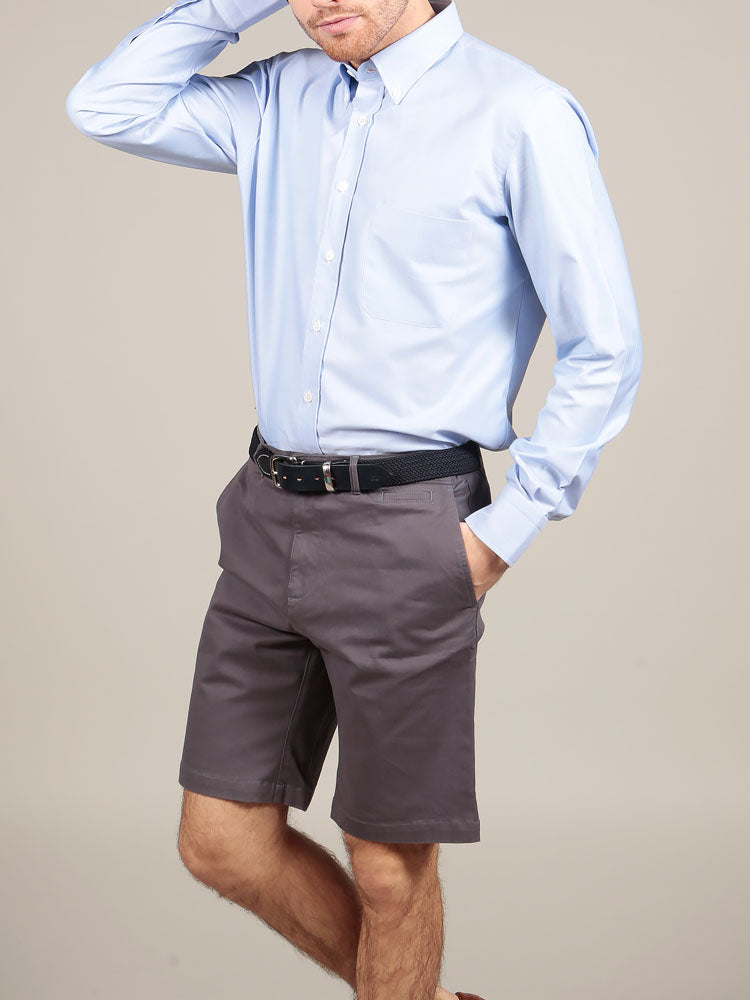Smart casual chino shorts