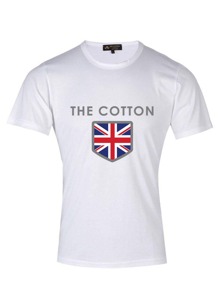 The Cotton London Branded T Shirt