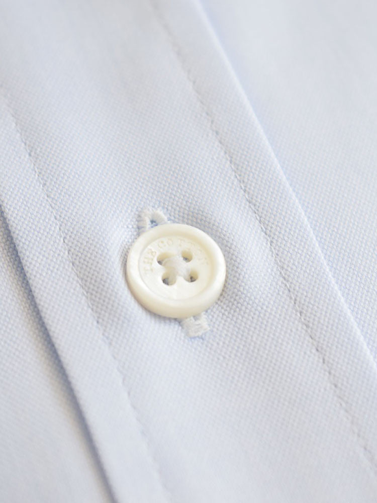 Mother-of-Pearl buttons in shirt