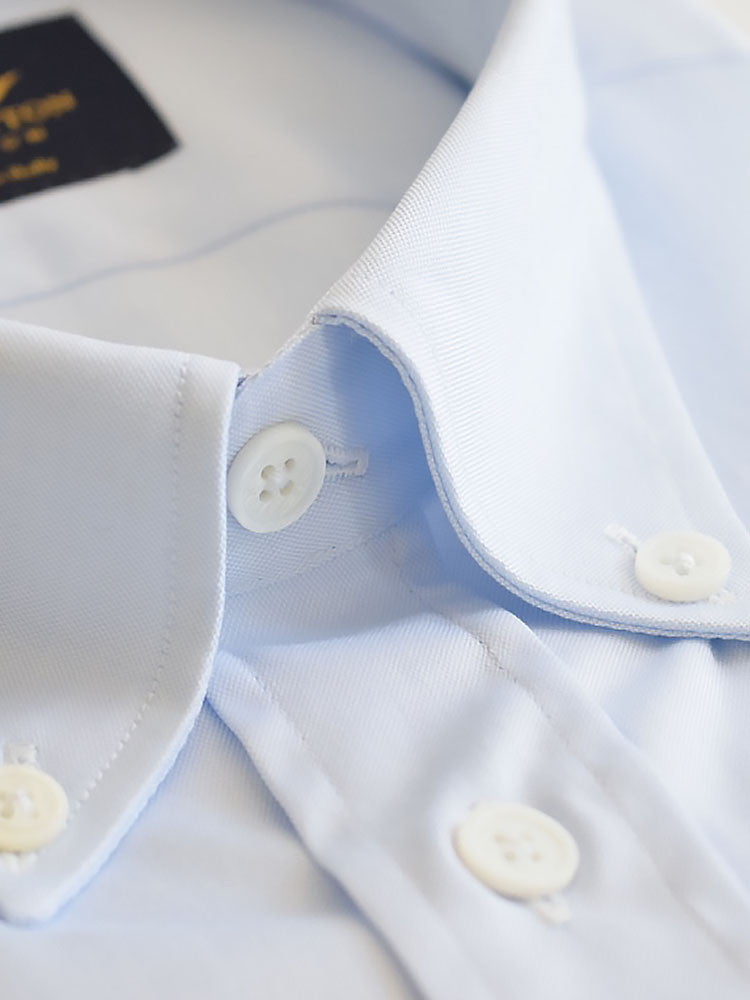 Casual buttons down collar